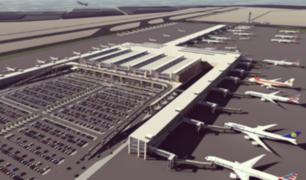 Entregarán este año terrenos para ampliación de aeropuerto Jorge Chávez
