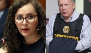 Evalúan acusar constitucionalmente a presidenta de Comisión Lava Jato del Congreso