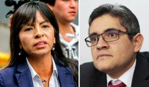 PJ evalúa pedido de prisión preventiva de 36 meses contra Keiko Fujimori