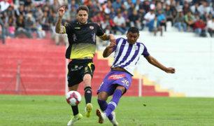 Alianza Lima venció 1 – 0 a UTC en fecha 9 del Torneo Clausura
