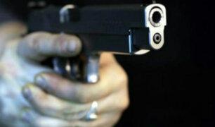 """San Isidro: """"raqueteros"""" hieren de bala a estudiante durante asalto"""