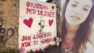 Conmoción en Italia: adolescente fue drogada y violada por 12 hombres antes de morir