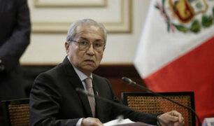 Pedro Chávarry: imágenes revelan que ex fiscal acompañó a su personal tras sustracción de documentos
