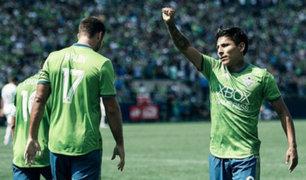 La 'Pulga' Ruidíaz figura como uno de los mejores 15 pagados de la MLS