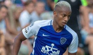 André Carrillo: Al-Hilal venció 3-1 a Al-Ittihad