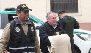 Continúa audiencia de prisión preventiva contra miembros de Fuerza Popular