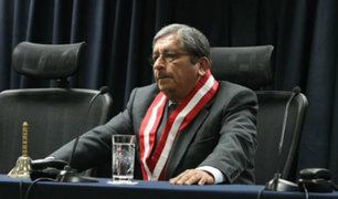 PJ confirma 18 meses de impedimento de salida del país contra Julio Gutiérrez Pebe