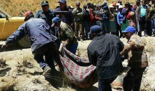 Apurímac: mujer muere fulminada por un rayo dentro de su vivenda
