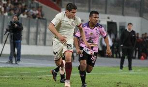 Torneo Clausura 2018: Sport Boys y la U empatan