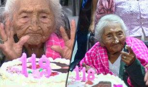 Boliviana de 118 años es considerada la mujer más longeva del mundo