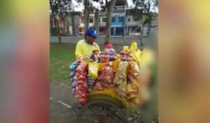 VES: heladero es acusado de tocamientos indebidos a niña