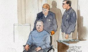 Sujeto acusado de matar en Sinagoga compareció ante la justicia