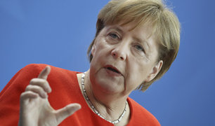 """Angela Merkel tras ataque xenófobo en Alamenia: """"el racismo es un veneno"""""""