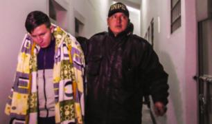 'Gringasho' ya fue recluído en el penal de Cochamarca, Pasco