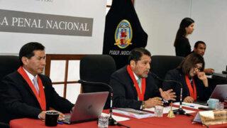 Dejan al voto recusación contra jueces que anularon detención de Keiko Fujimori