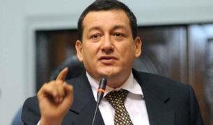 Fuerza Popular: descartan que retiro de Reátegui de Comisión Permanente sea una represalia