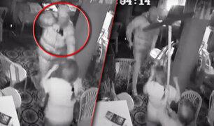 Huaral: anciana se enfrenta a delincuentes armados con un palo de escoba