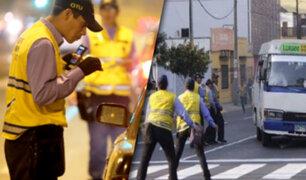 Inspectores de tránsito continúan siendo víctimas de constantes agresiones