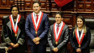 Leyla Chihuán, Segundo Tapia y Yeni Vilcatoma solicitaron licencia temporal a Fuerza Popular