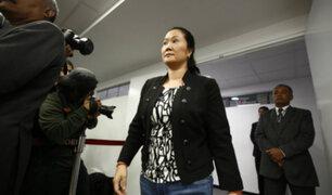 Keiko Fujimori afirma que ni su prisión ni la de su padre terminarán con la historia del fujimorismo