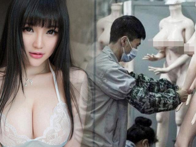 China: fábrica de muñecas sexuales busca contratar personal