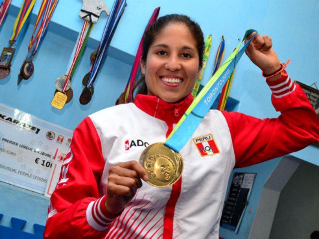 Tokio 2020: karateca peruana Alexandra Grande clasificó a Juegos Olímpicos