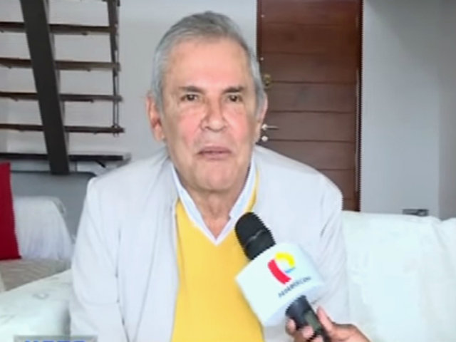 """Castañeda Lossio: """"Agradezco a los limeños por darme la oportunidad de realizar mis sueños"""""""