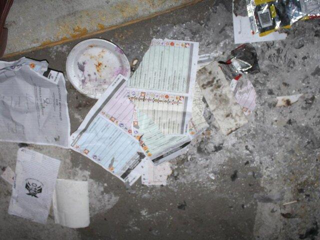 Enfrentamiento en local de votación dejó un muerto en La Libertad