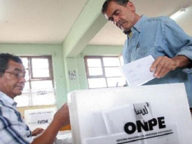 ¿Miembros de mesa en últimas elecciones repetirán en el referéndum?