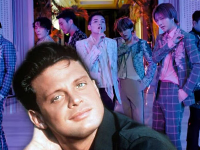 Super Junior: Banda K-Pop lanzó cover de tema de Luis Miguel