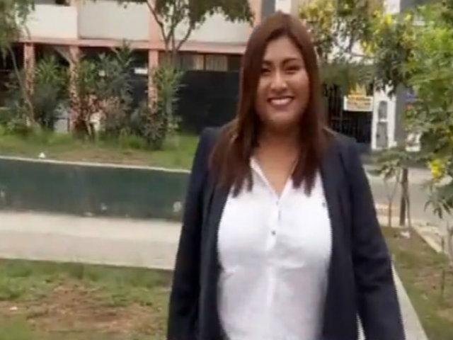 Conozca un poco más de la virtual alcaldesa de San Juan de Miraflores