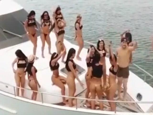 Colombia: polémica desatada por anuncio de fiesta que promete alcohol y sexo