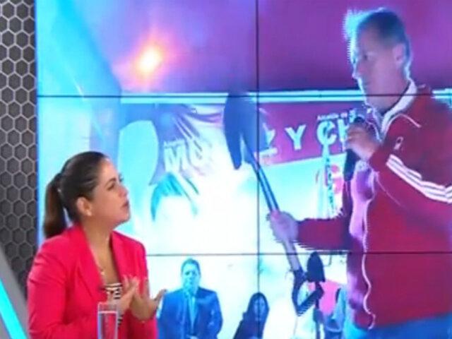 """Ana Sayán, especialista en valores humanos: """"Muñoz tiene la responsabilidad de demostrar que se puede confiar en él"""""""