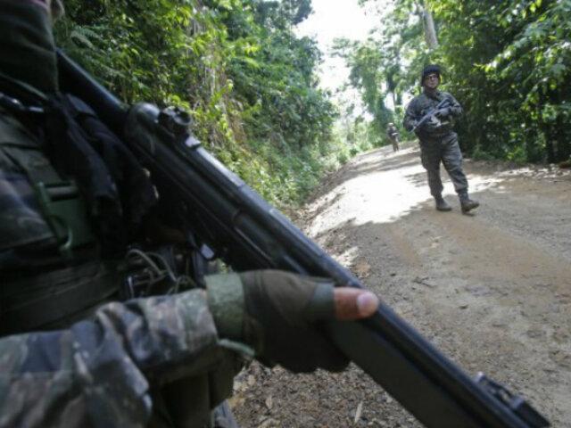 Vraem: caen cuatro desertores senderistas que estaban bajo órdenes de 'Antonio'