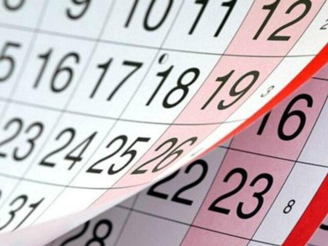 Trabajadores que laboren en feriado largo recibirán hasta tres veces más por su jornada
