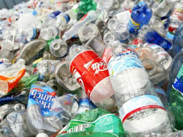 Estudio indica que microplásticos ya son parte de la dieta humana