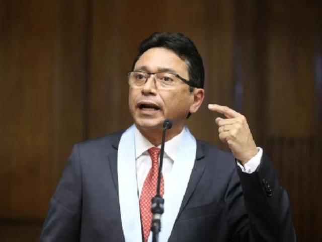 """Humberto Abanto: """"Fiscalía usa testimonio de una persona que no conozco"""""""