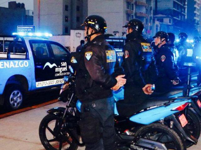 Municipalidad de San Miguel adquiere motos y camionetas de forma irregular