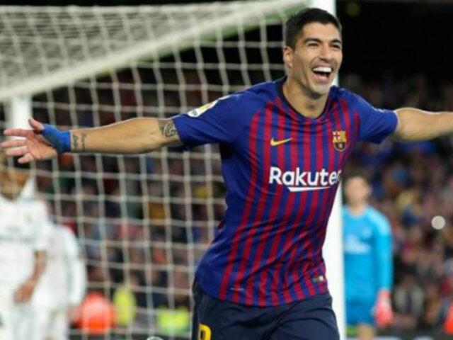 Con doblete: Suárez le da al Barza el triunfo sobre el Inter