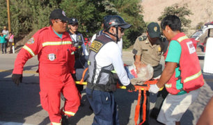 Trujillo: anciano de 90 años fue atropellado por taxista