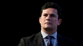 Juez Sergio Moro aceptó ser ministro de Justicia de Jair Bolsonaro