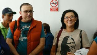 Pier Figari y Ana Herz se pronuncian tras orden de prisión preventiva contra Keiko Fujimori