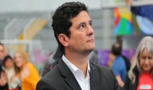 Brasil: juez Sergio Moro será ministro de Justicia de Jair Bolsonaro