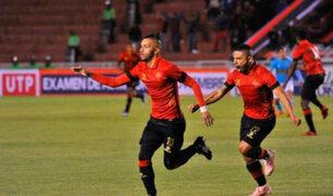 Melgar derrotó 2 – 1 a Comerciantes Unidos y volvió a encabezar el Torneo Clausura 2018