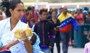 Los Olivos y SMP son los distritos que albergan a la mayoría de venezolanos