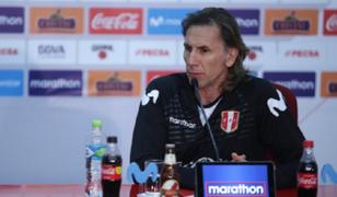Ricardo Gareca anunció lista de convocados con retorno de Jefferson Farfán