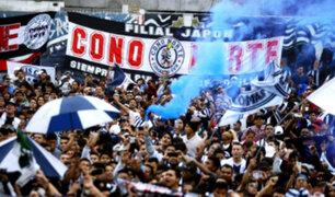 Alianza Lima recibió el cariño de sus hinchas previo al clásico ante Universitario