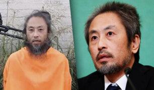 Japón: periodista secuestrado por terroristas en Siria pide disculpas