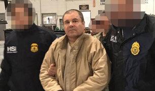 """EEUU: Hoy se inicia el juicio contra el """"Chapo"""" Guzmán en Nueva York"""