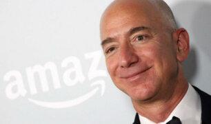 """Jeff Bezos: """"Es poco probable que máquinas dejen a los humanos sin trabajo"""""""